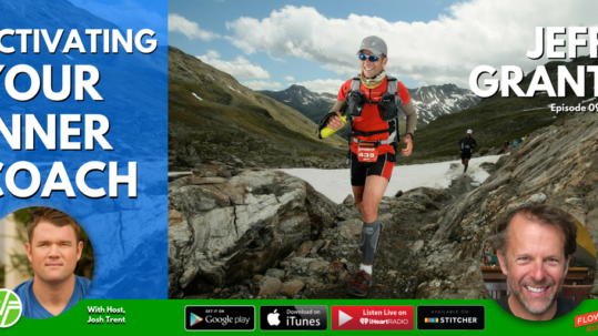 Coach Jeff Grant on Wellness Force Radio with Unique Running Tips