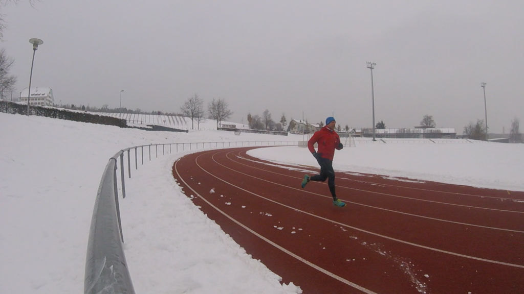 Efficient Running Tips with Coach Jeff Grant Running in Winter
