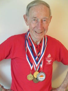 Charlie Baker: lessons from senior Olympian Runners