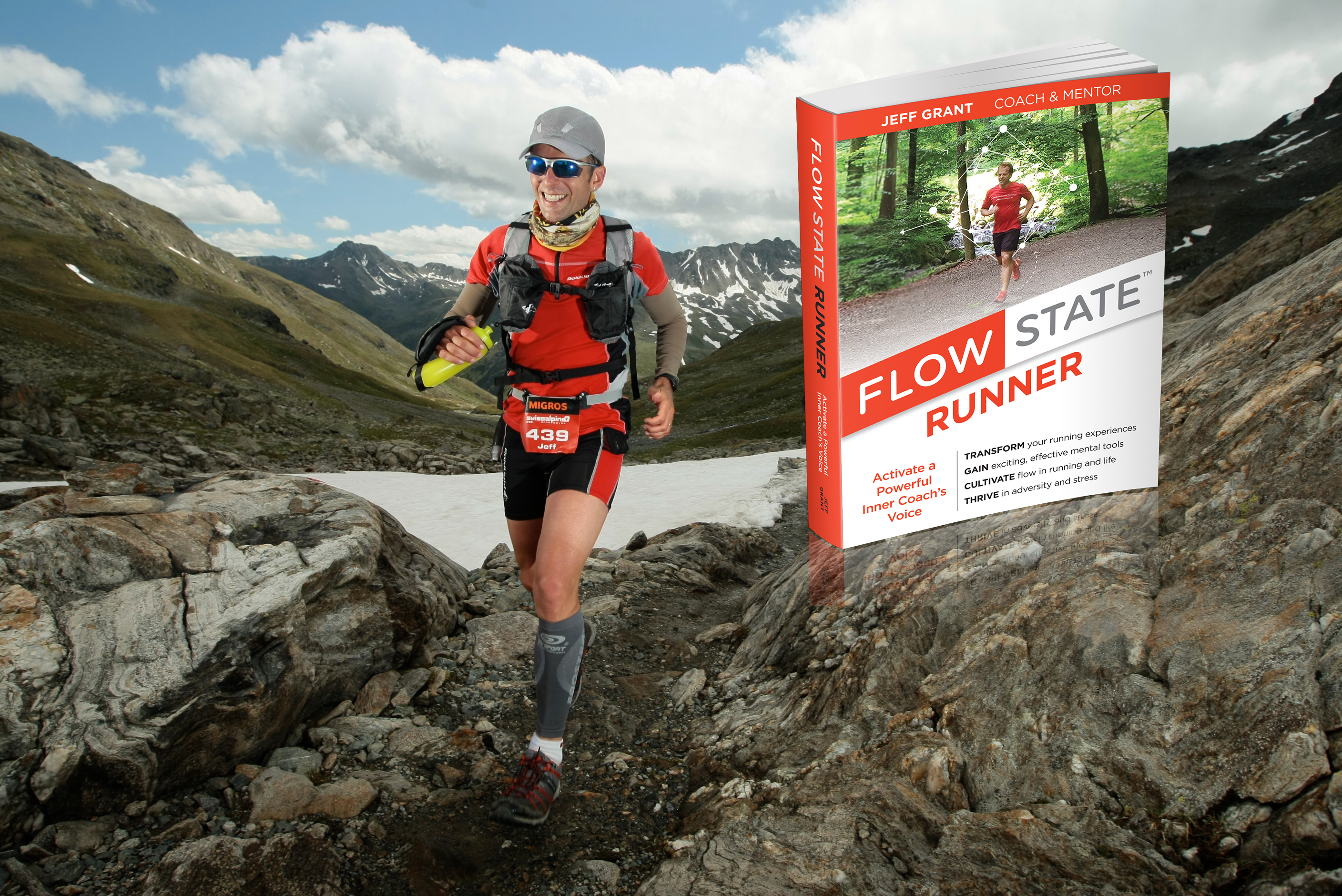 Jeff Grant Author of Flow State Runner